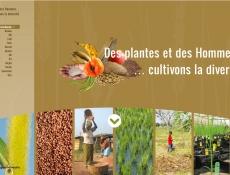 Des plantes et des hommes. Cultivons la biodiversité.